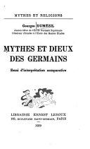 Mythes et dieux des Germains