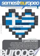 Semestre Europeo n  2   Anno 4  Dicembre 2013