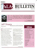 Pennsylvania Library Association Bulletin