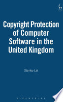 Copyright Protection of Computer Software in the United Kingdom