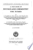 A Text-book of Physics and Chemistry for Nurses