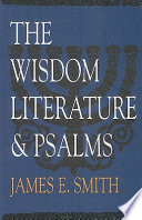 The Wisdom Literature and Psalms