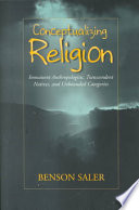 Conceptualizing Religion book