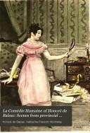 Scenes from provincial life: v. 10. Eugenie Grandet