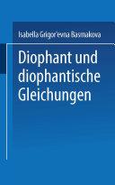 Diophant und diophantische Gleichungen