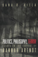 download ebook politics, philosophy, terror pdf epub