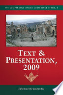 Text   Presentation  2009