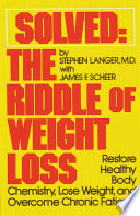 Solved  The Riddle of Weight Loss