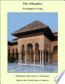 The Alhambra Work Whom Curiosity Had Brought Into Spain Made