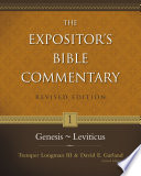 Genesis   Leviticus : of the expositor's bible commentary series puts world-class...