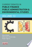 Current Debates In Public Finance Public Administration Environmental Studies