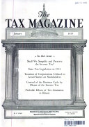 The Tax Magazine