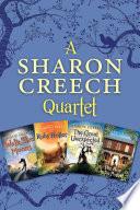 Sharon Creech 4 Book Collection