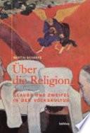 Über die Religion