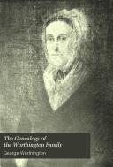 The Genealogy of the Worthington Family