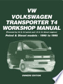 Best VW Volkswagen Transporter T4 Workshop Manual