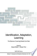 Identification  Adaptation  Learning