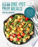 Clean Paleo One Pot Meals Book PDF