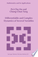 Differentiable and Complex Dynamics of Several Variables