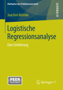 Logistische Regressionsanalyse