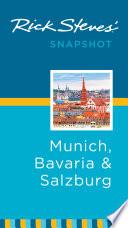 Rick Steves  Snapshot Munich  Bavaria   Salzburg