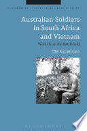 Australian Soldiers In South Africa And Vietnam