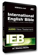 International English Bible  Audio MP3