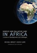 Hospice and Palliative Care in Africa