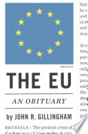 The EU For An Obituary For The