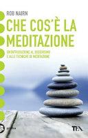 Che cos    la meditazione  Introduzione al buddhismo e alle tecniche di meditazione