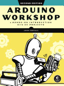 cover img of Arduino Workshop, 2nd Edition