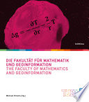 Die Fakult  t f  r Mathematik und Geoinformation The Faculty of Mathematics and Geoinformation