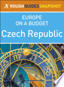 Czech Republic  Rough Guides Snapshot Europe on a Budget