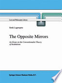 The Opposite Mirrors
