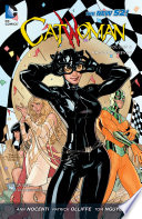 Catwoman Vol  5  Race of Thieves  The New 52