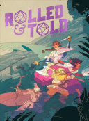 Rolled   Told Book PDF