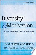 Diversity and Motivation