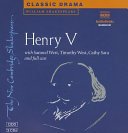 King Henry V CD Set