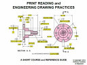 Print Reading And Engineering Drawing Practices