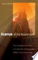 Icarus in the Boardroom