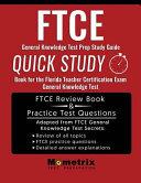 FTCE GENERAL KNOWLEDGE TEST PR