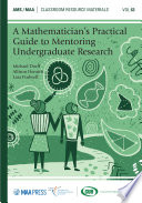 A Mathematician S Practical Guide To Mentoring Undergraduate Research