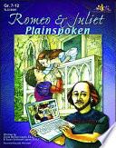 Romeo   Juliet Plainspoken