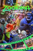 Disney Zootopia Cinestory