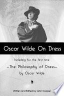 Oscar Wilde on Dress  ebook