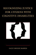 download ebook recognizing justice for citizens with cognitive disabilities pdf epub