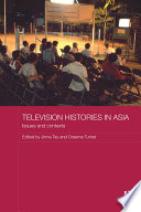 Television Histories in Asia