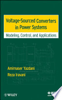 Voltage Sourced Converters in Power Systems
