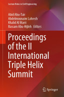 Proceedings of the II International Triple Helix Summit Book