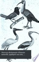 Nouveau dictionnaire d histoire naturelle